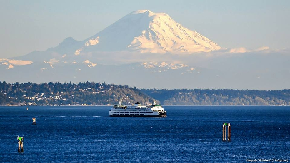 How warm has it been? Seattle's April was warmer than a typical May