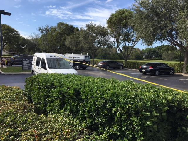 Police Are Investigating A Body Found In Palm Beach Gardens. (WPEC)
