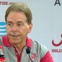 Saban: The show will go on despite LeBron James complaint