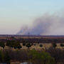 Crews battling grassfire in Childress County