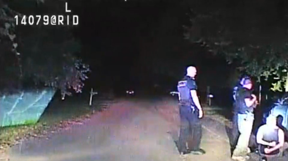 Tulsa police release dash cam video of high-speed chase and
