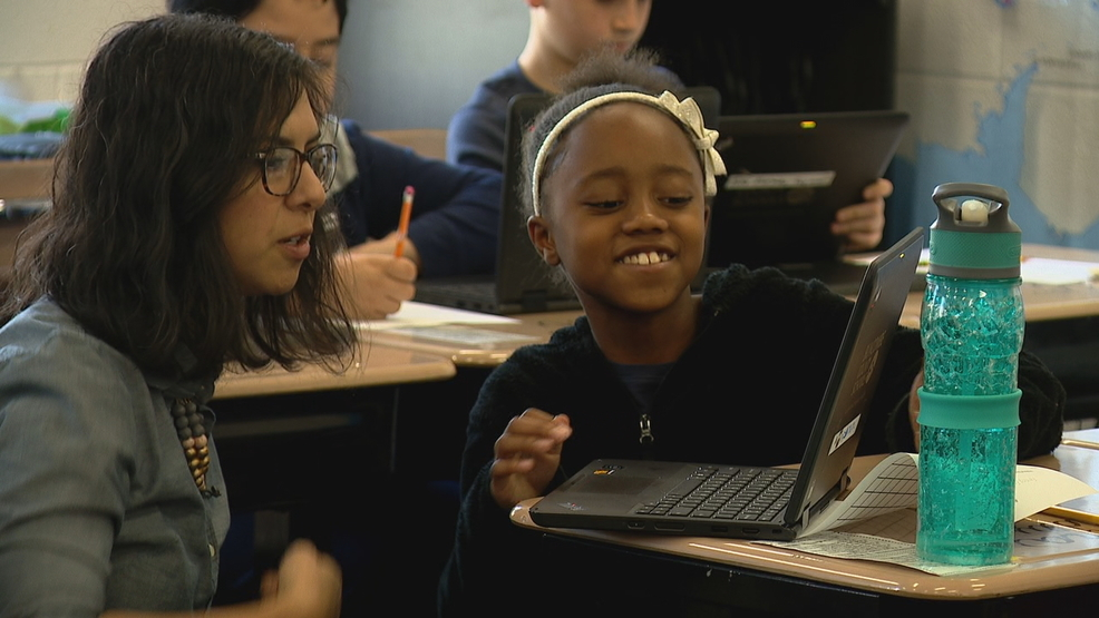 Buncombe County teachers use computer game to help students with math
