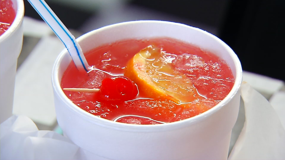 This is the popular disco punch (News 4 San Antonio)<p></p>