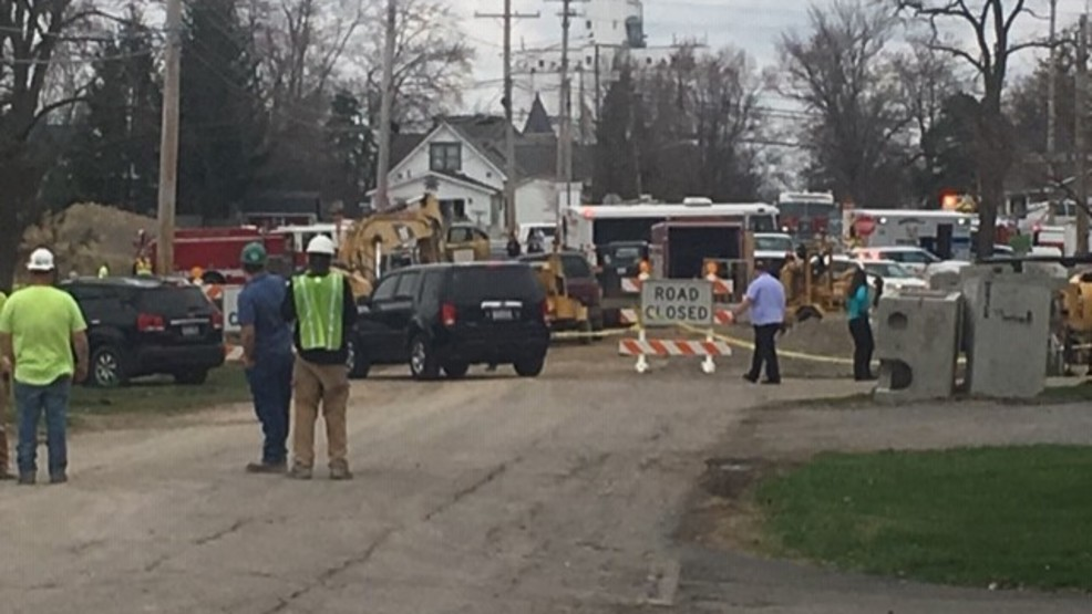 Contractor killed while working on road near Marysville hospital