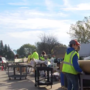 Hard-to-recycle items collected during county-wide recycling day