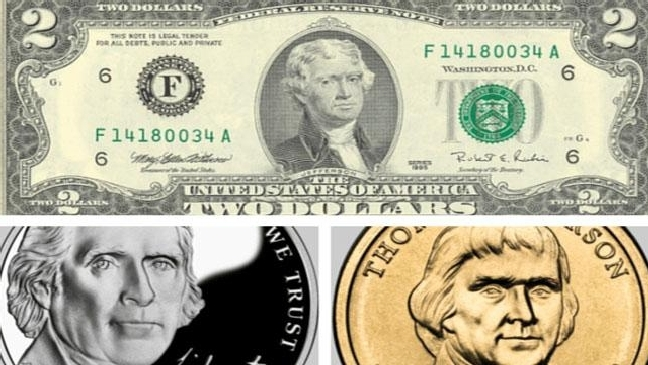 Thomas Jefferson's Lasting Legacy in Coins and Currency