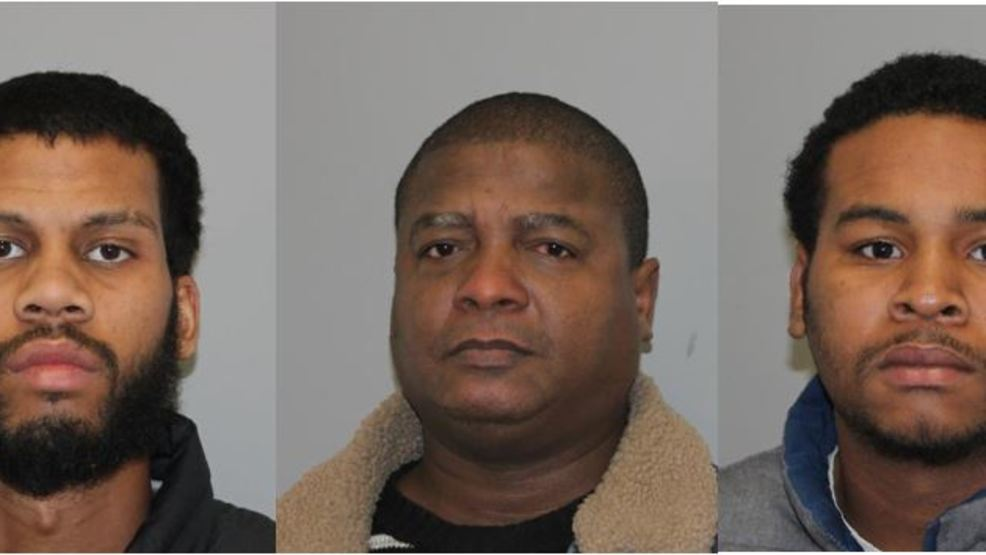 3 ROC men arrested.JPG