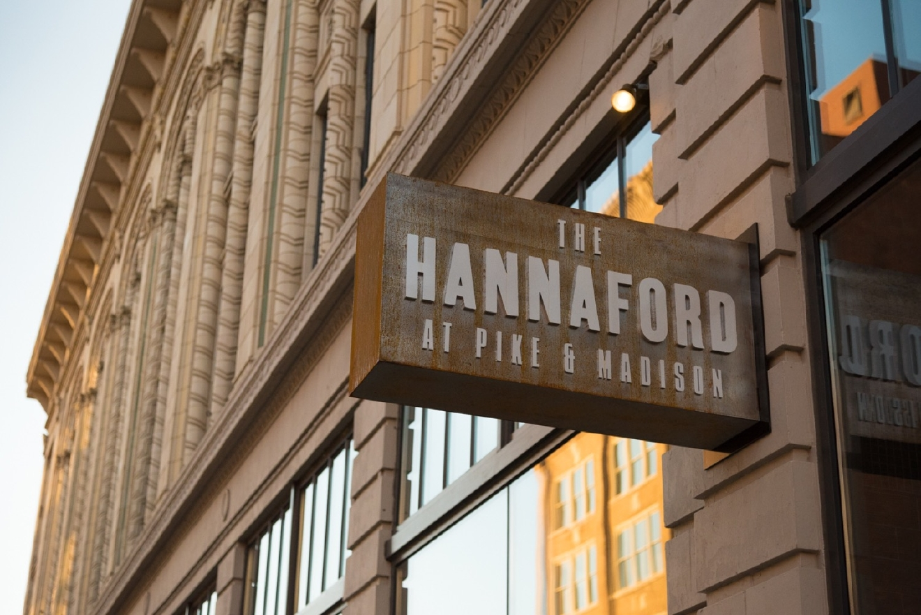 The Hannaford: an exceptional bar named for the local architect who designed its digs. ADDRESS: 619 Madison Avenue / Image: Phil Armstrong, Cincinnati Refined // Published: 1.6.17