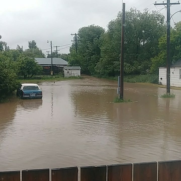 Flooding in Augusta
