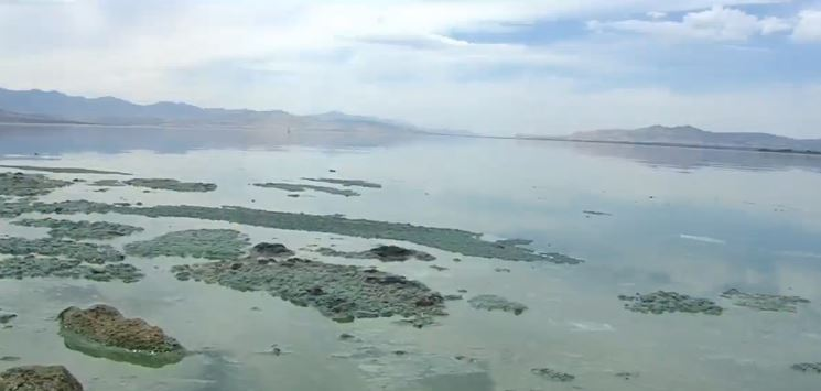 The Southwest Health Department has issued a new toxic algae warning for Panguitch Lake. (FILE Photo: KUTV)