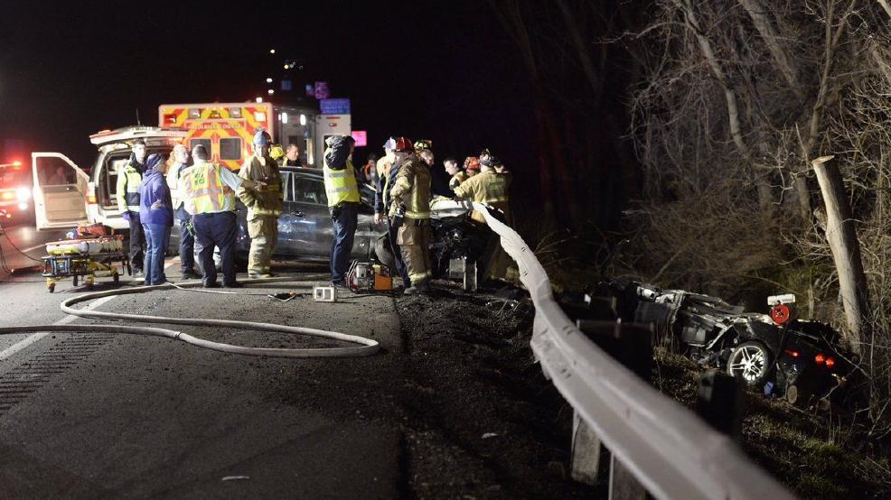 Truck Car Crash Maryland