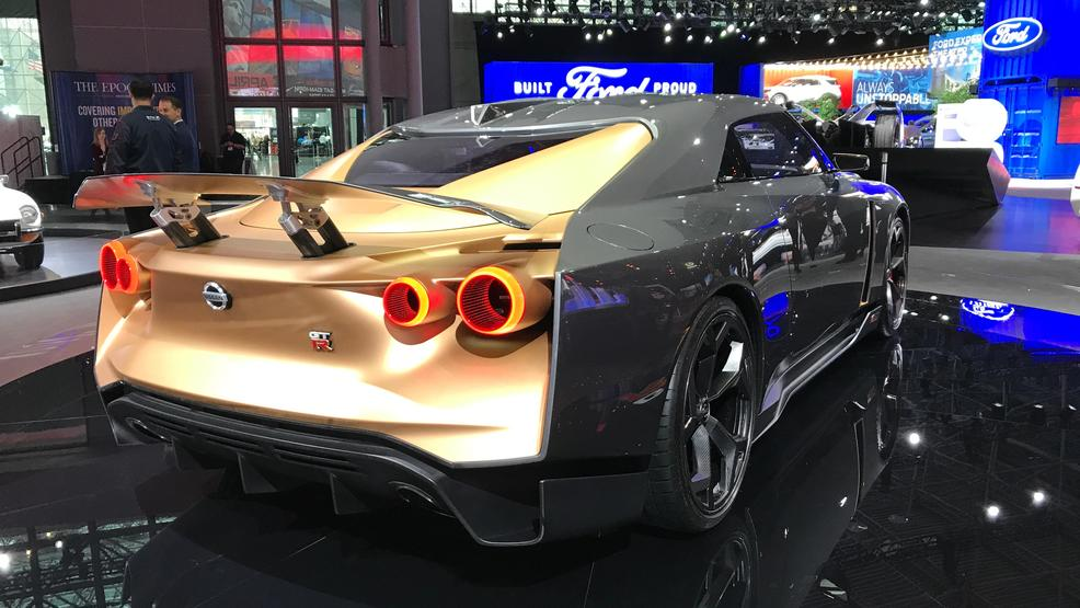 The hottest cars at the 2019 New York Auto Show