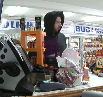 Livingston County Sheriff's deputies are looking for the public's help to identify the suspect in a robbery on Feb. 2. (Photo: LCSO)<p></p>