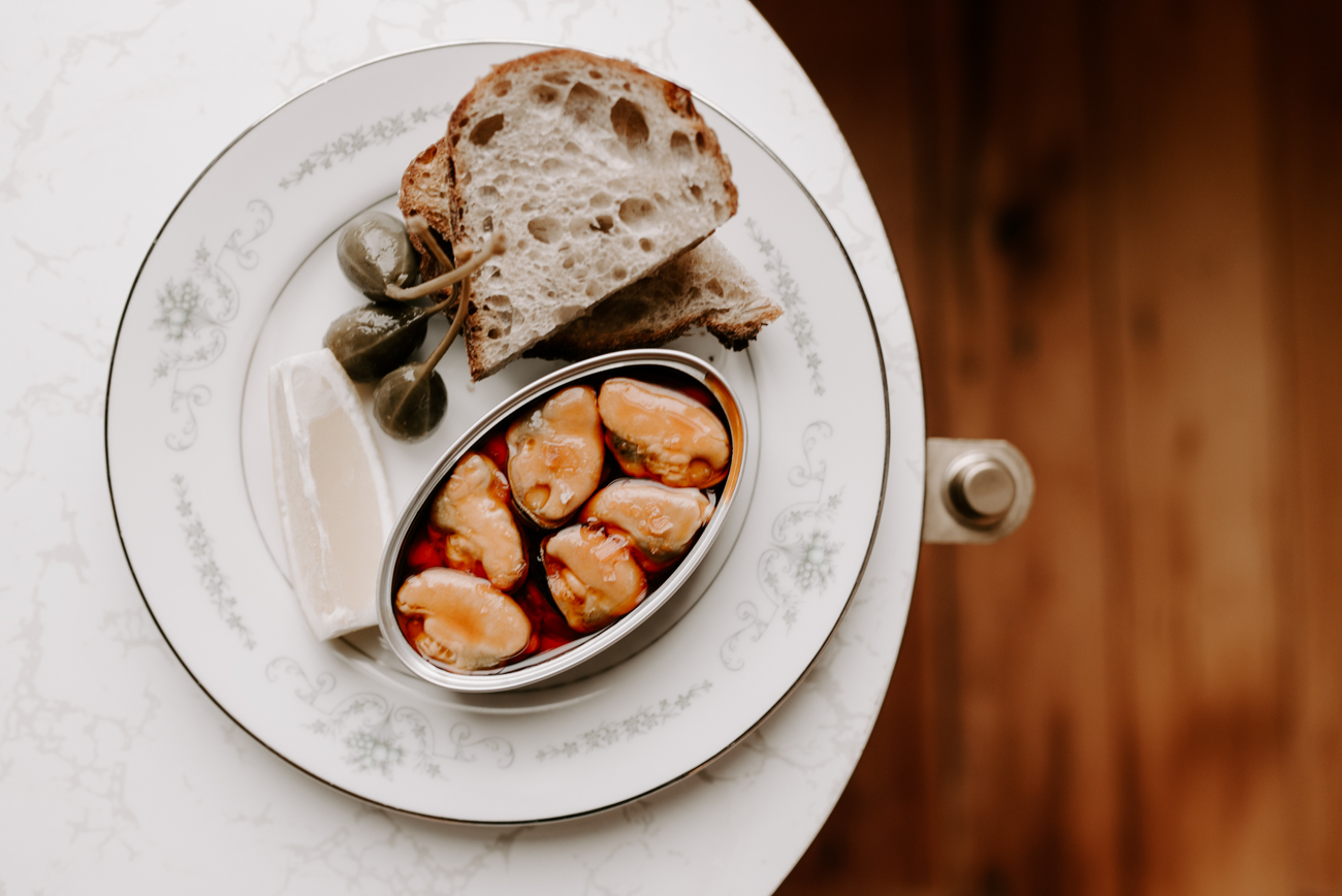 La Brujula Mussels from Spain / Image: Brianna Long // Published: 6.10.19