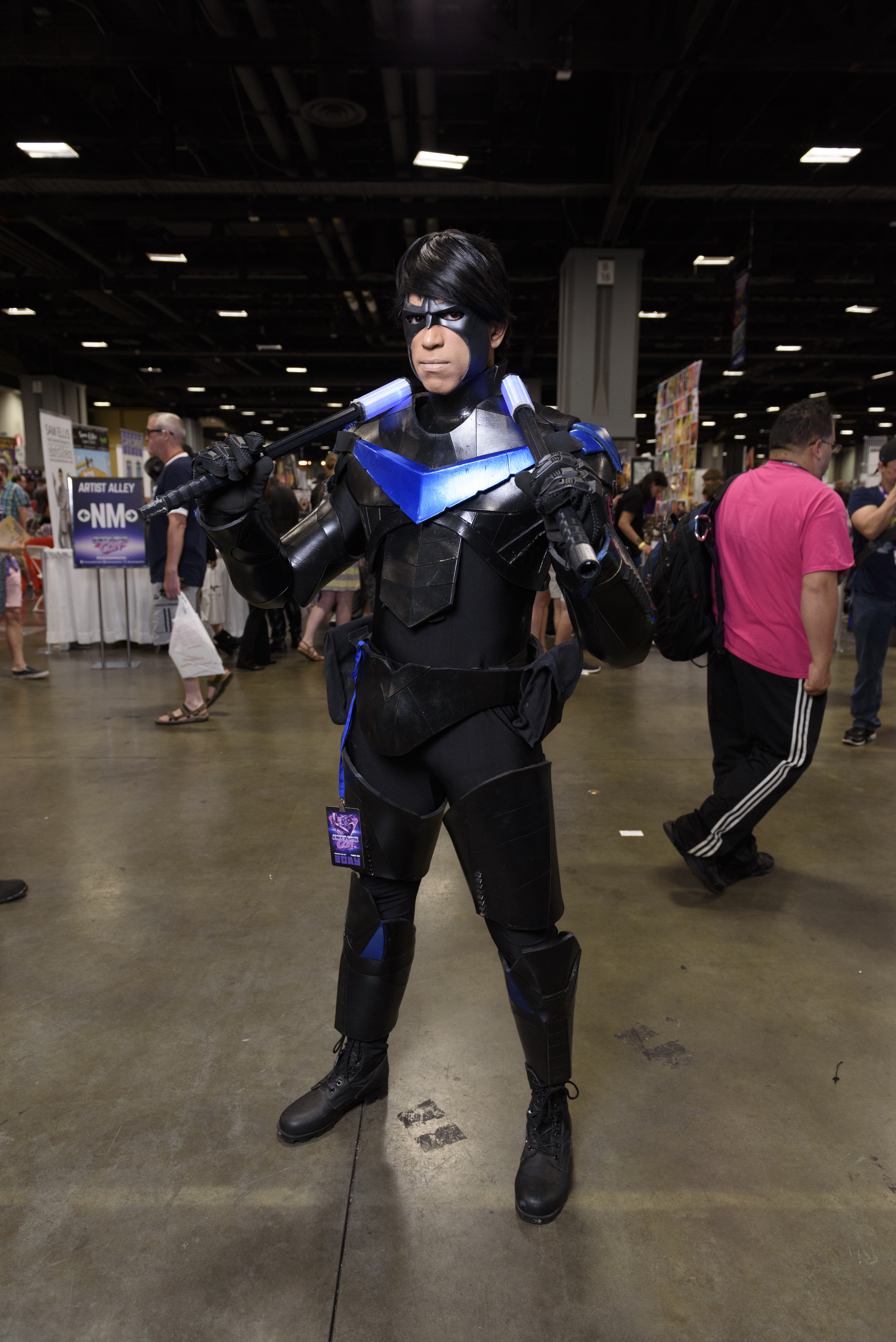 Nerds and geeks alike joined forces at Awesome Con, a three-day event celebrating all forms of pop culture, and just about all of them came in costume. Here are our favorite cosplays of 2017, from the funny to the extraordinary. (Image: Franz Mahr)
