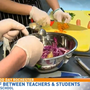 Harley students learning 'Edible Education' in new kitchen