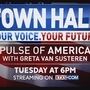 Upcoming town hall on to air on KTXS.COM
