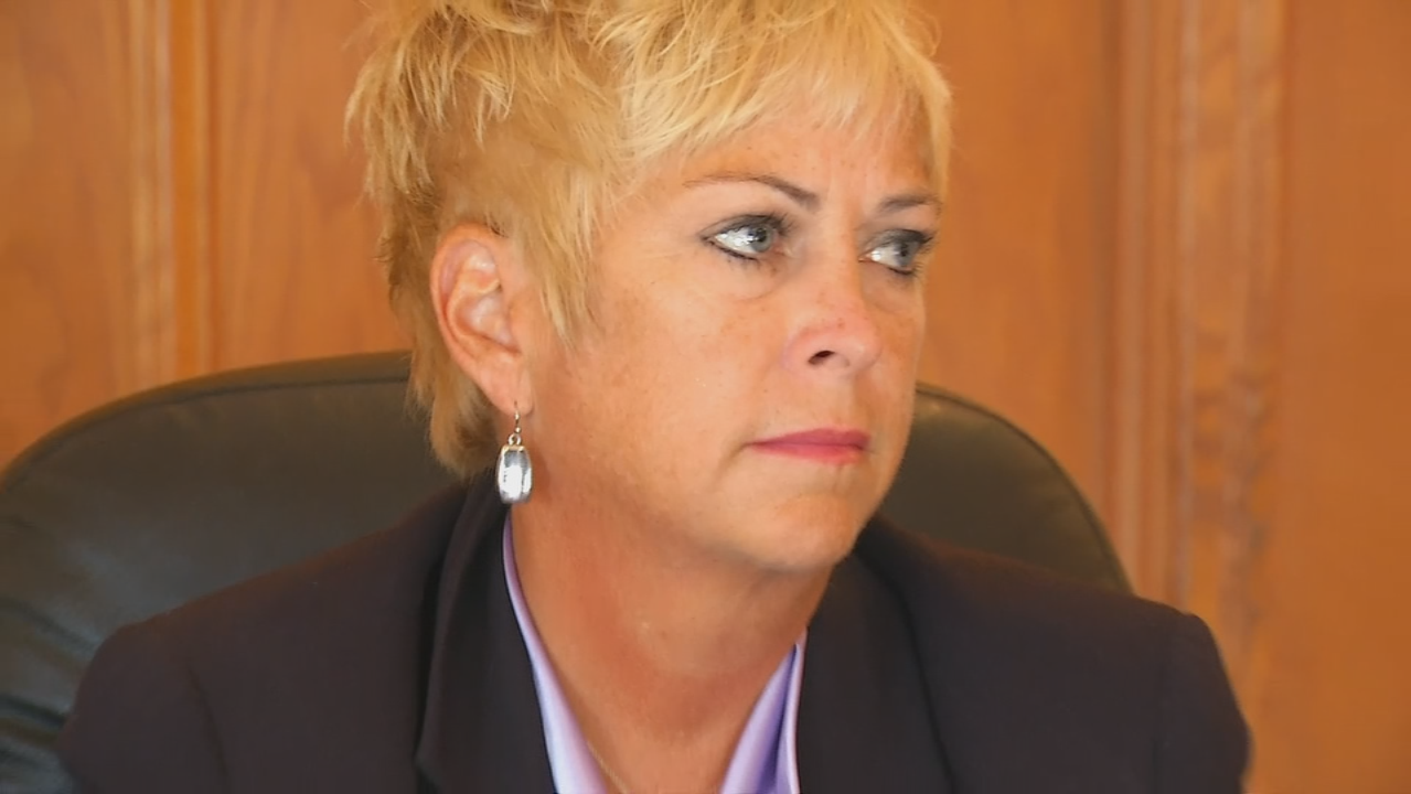 Watch: Attorney for Rhonda Corr says allegations are 'politically motivated' (WKEF/WRGT)
