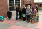 Girl Scouts sell cookies at Charleston police station (3).jpg