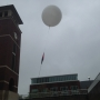 Weather balloon soars over Truman State University