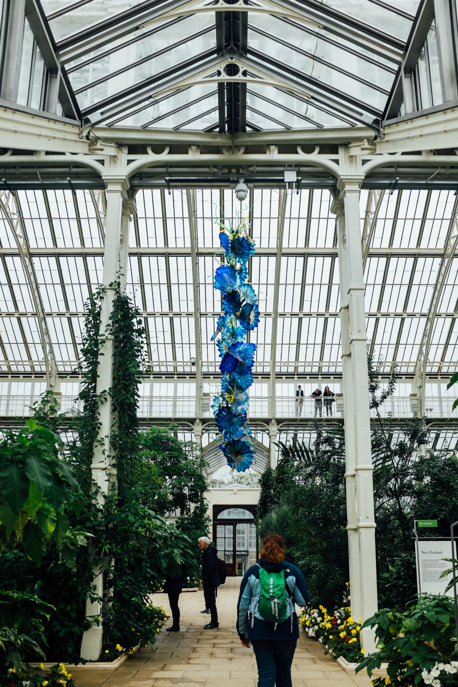 "<p>""Chihuly: Reflections on Nature"" is being shown at The Royal Botanic Gardens, Kew in London through October 27, 2019. Kew is 300 acres, and is the most diverse collection of living plants in the world. The Chihuly collection on display shows works of the Seattle artist from the past 50 years. Many pieces are being shown in the UK for the first time. (Image: Elizabeth Crook / Seattle Refined){&nbsp;}</p>"