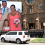 Deputy's widow thanks community for support after his death