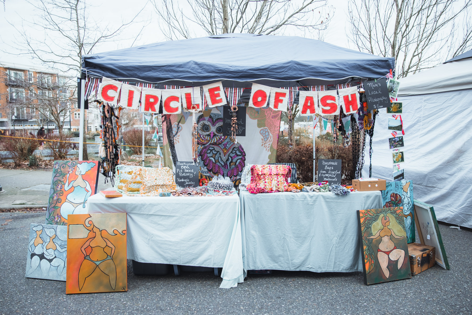 Come one, come all, to this super socially-distanced winter market spectacular! A little cold or rain can't stop us here in the PNW, or this fun winter extension of the Burien Farmers Market. Running each Thursday at Burien Town Square Park from 10 a.m. through 4 p.m., this is a much needed outlet for farmers, crafters and food processors to get their goods right to the public. More info{ }online{ }(Image: Daniel Macadangdang / Seattle Refined)