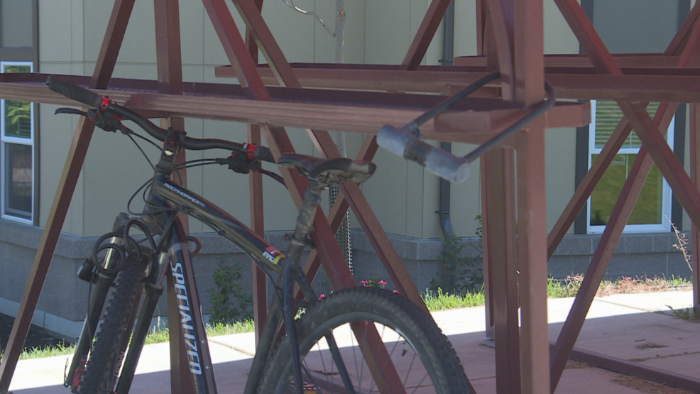 Avoid bike theft with a good lock and registration