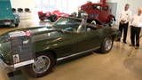 Bart Starr's MVP Corvette makes its way back to Green Bay