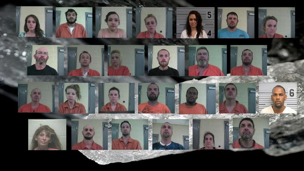28 charged in Marion County after weeklong roundup targeting meth
