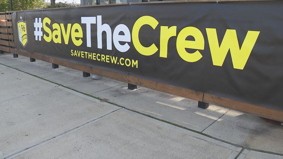 Space may be limited, but a Columbus real estate consultant says there is enough room downtown for Columbus Crew SC to  call home. (WSYX/WTTE)