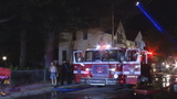 Central Falls house catches fire