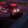 Early morning crash on Interstate 55 brings traffic down to one lane