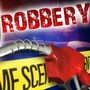 Armed gas station robbery in Layton