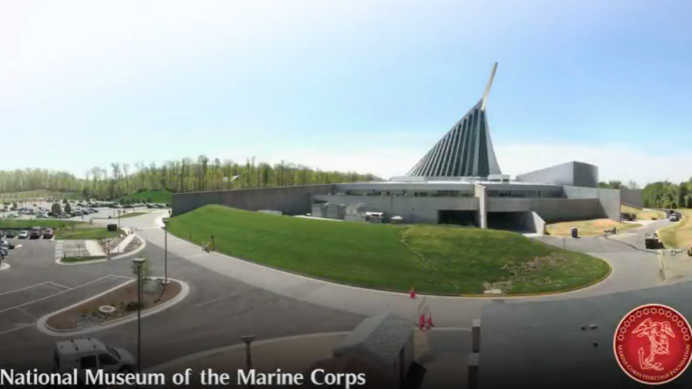 EarthCam releases time-lapse of Marine Corps museum addition.PNG