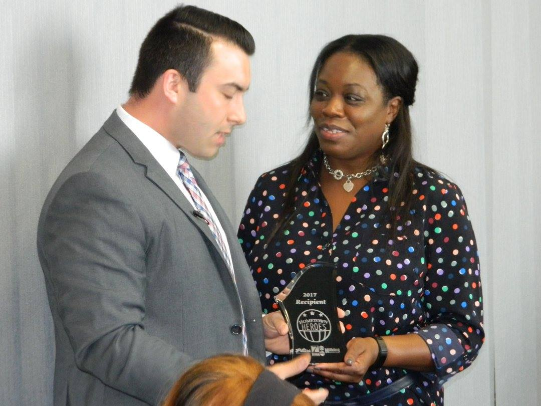 KHQA's March Hometown Heroes recipient is on a mission to expand inclusion in Quincy's business community. Photo courtesy: Alta King, Quincy Area Chamber of Commerce
