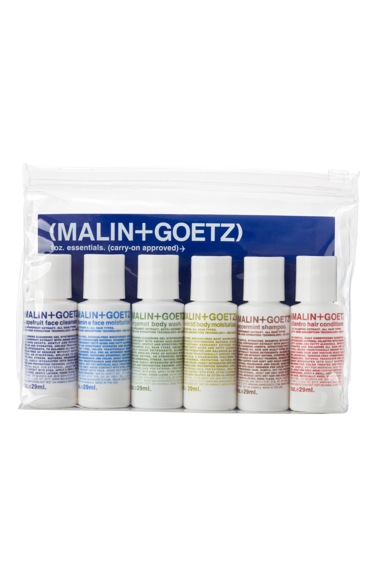 MALIN AND GOETZ - The Essential Kit $30. Buy at shop.nordstrom.com/c/pop-in-olivia-kim (Image: Nordstrom)