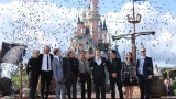'Pirates of the Caribbean' cast visits Disneyland Paris