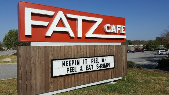 Food Friday: Fatz Cafe serving up tasty favorites like Calabash chicken, Baby Back Ribs