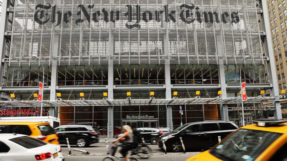 NYTimes wins new digital subscribers as ad revenue craters