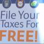 People may be able to file taxes for free