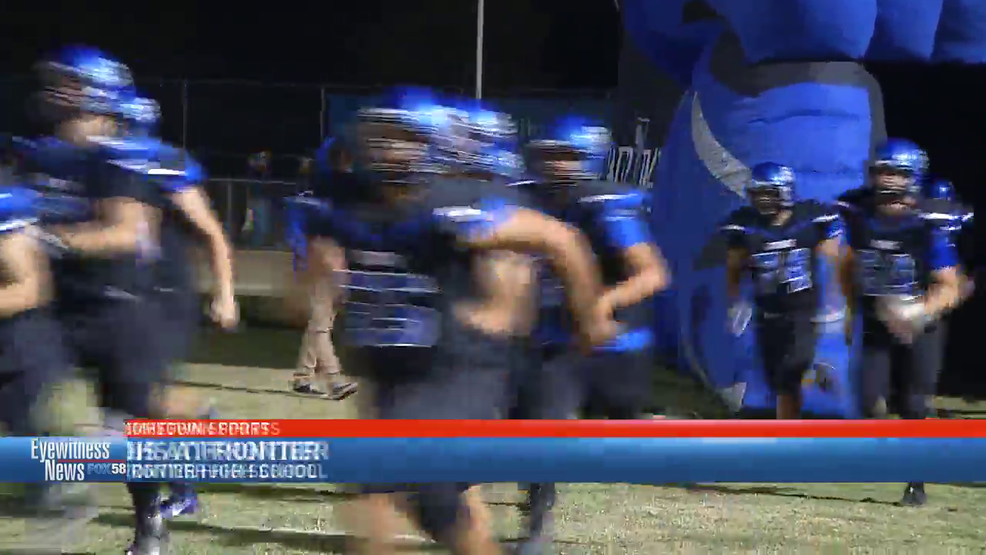 Week 8 Highlights Frontier High School Vs Bakersfield High School