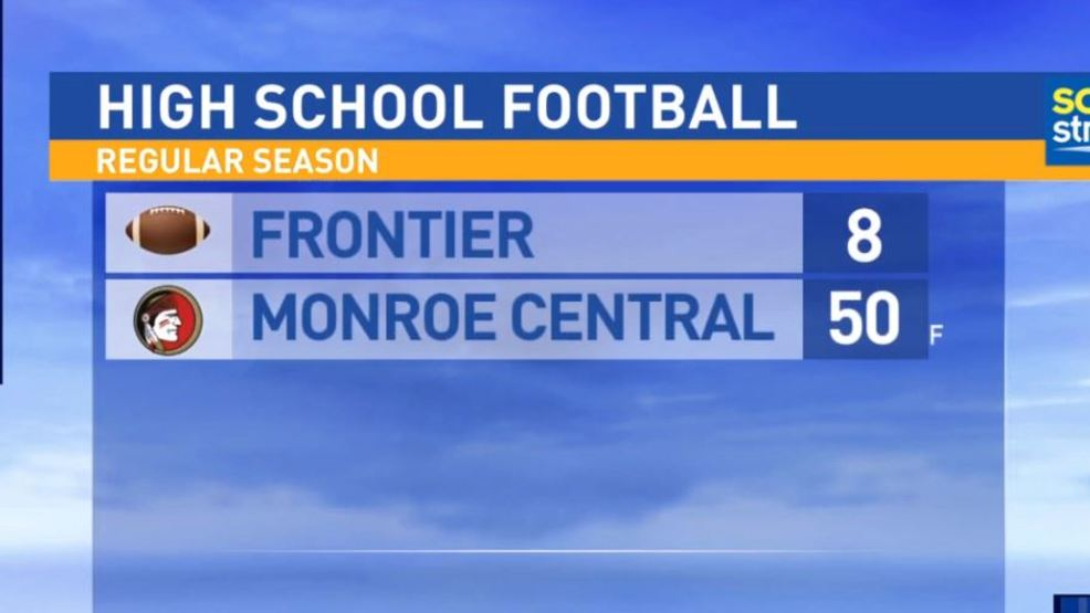 10.20.17: Frontier at Monroe Central