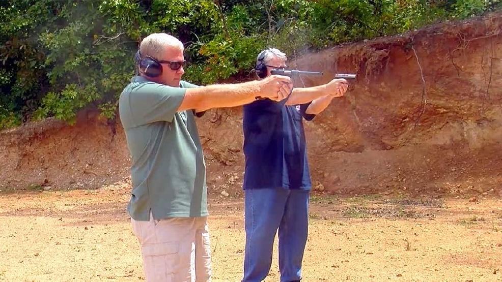 Backyard Shooting Range jemison church builds gun range in backyard as outreach ministry   wbma
