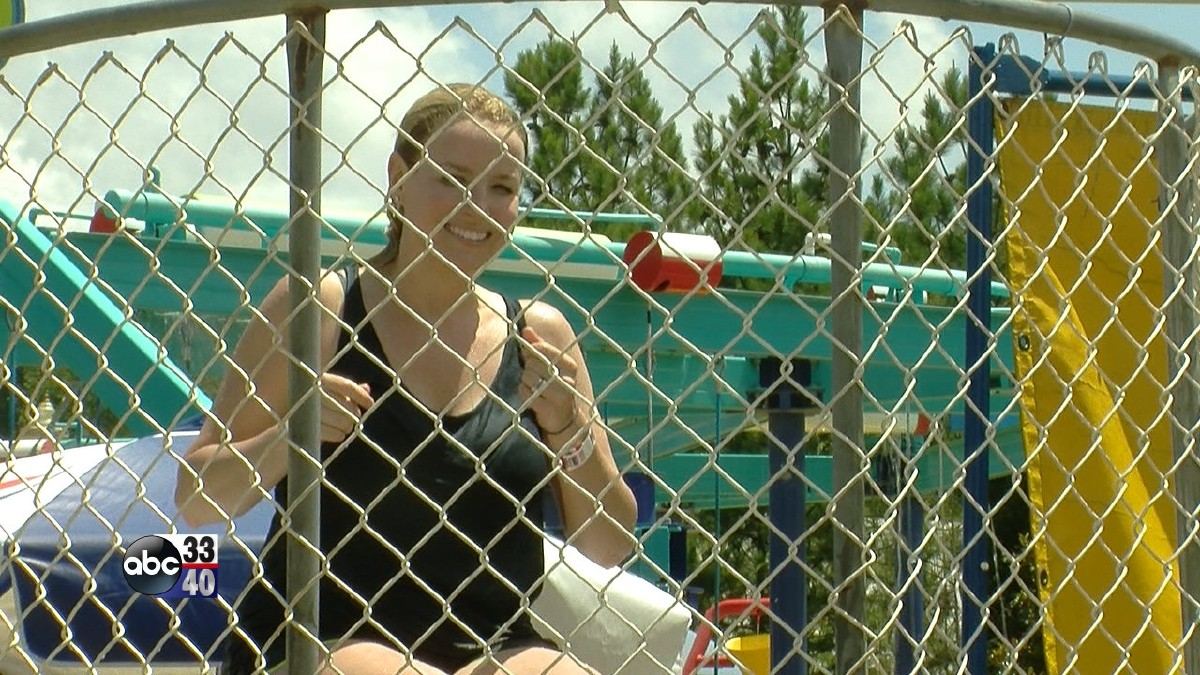 SLIDESHOW: ABC 33/40's Sheri Falk, Charles Daniel in dunk
