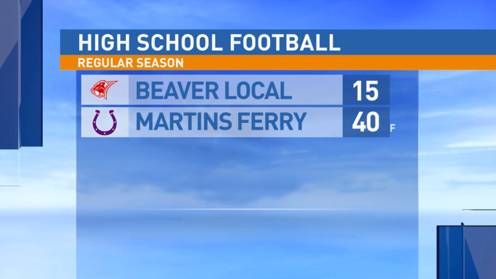 10.19.18 Highlights: Beaver Local at Martins Ferry