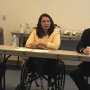 Senator Tammy Duckworth visits Quincy to talk infrastructure