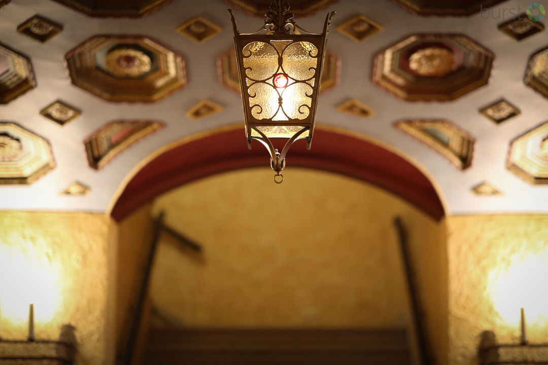 Take a look inside! The renovated Capitol Theatre was unveiled Thursday, Dec. 7 with a ribbon cutting. (Photo by Shawn Coleman WEYI/WSMH)<p></p>