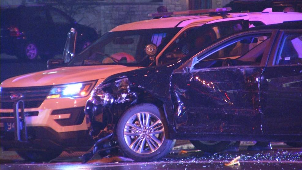 Columbus Police Cruiser And Cota Bus Involved In Crash Wsyx