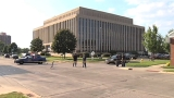 Chilling video shows scene of Berrien Co. courthouse shootings